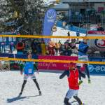 RUS - CEV Snow Volleyball EM 2018 Wagrain
