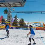 WarmUp - CEV Snow Volleyball EM 2018 Wagrain